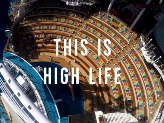 Royal Caribbean Film Ad - This is How to Holiday