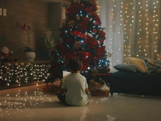 JVA Perimeter Protection Film Ad - Sorry Santa