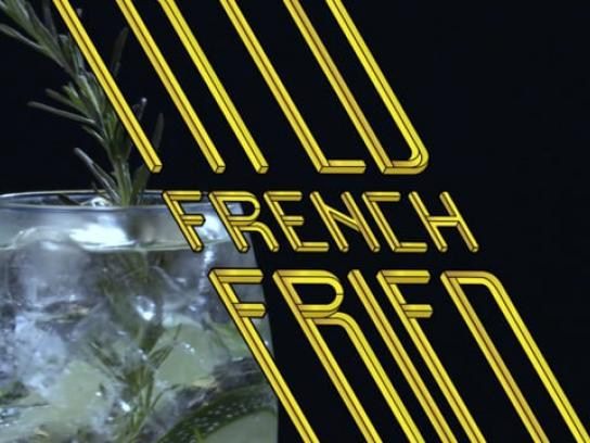 French Fried Film Ad - Gin Tonique