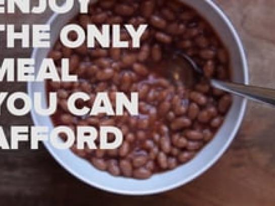 Salvation Army Film Ad - Baked Beans