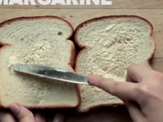 Salvation Army Film Ad - Grilled Cheese
