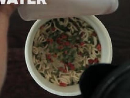 Salvation Army Film Ad - Instant Noodles