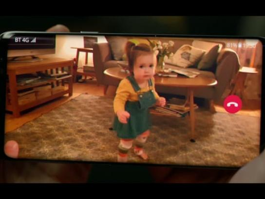 BT Mobile Film Ad - First Steps