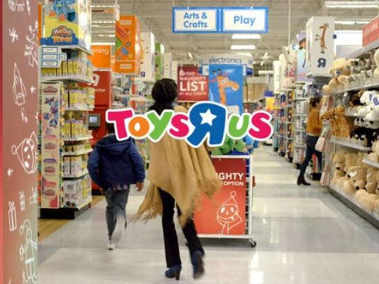 "Toys ""R"" Us Film Ad - Holiday Remix"