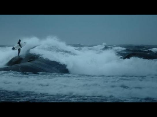Juhla Mokka Film Ad - Surfing the Freezing Shores of Finland