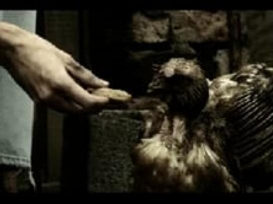 Warner Film Ad -  Chicken