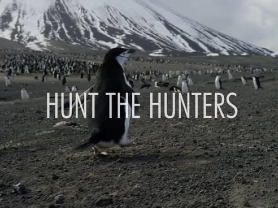World Wildlife Fund Digital Ad - Hunt the Hunters