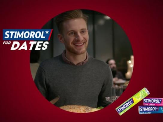 Stimorol Film Ad - Stimorol For Dates