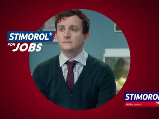 Stimorol Film Ad - Stimorol For Jobs