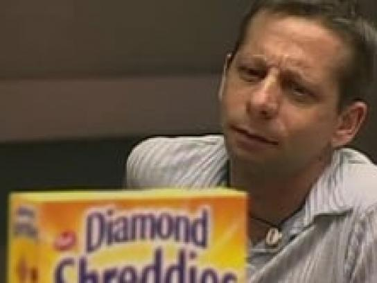 Post Shreddies Film Ad -  Comparisons
