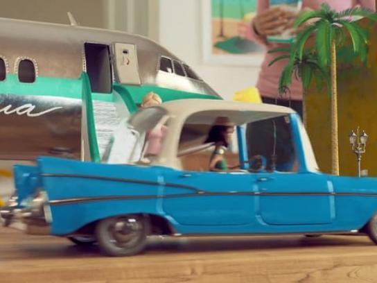 Vhi Film Ad - Cuba