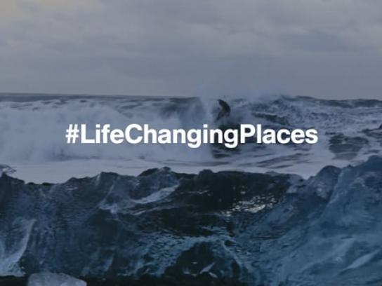 Lufthansa Digital Ad - #LifeChangingPlaces