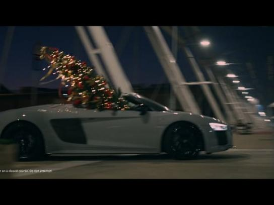Audi Film Ad - Wishing You a Merry End