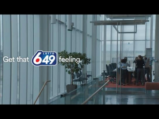 Lotto 649 Film Ad - Joy for All