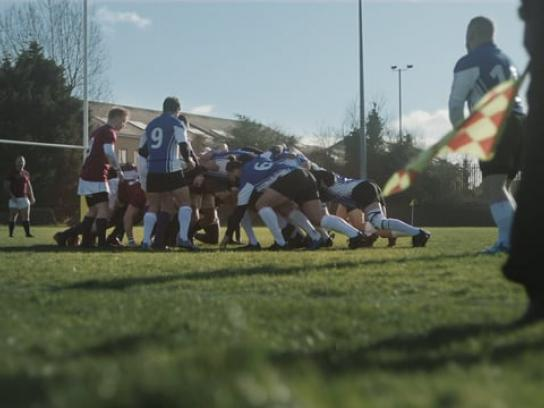 McDonald's Film Ad - Scrum