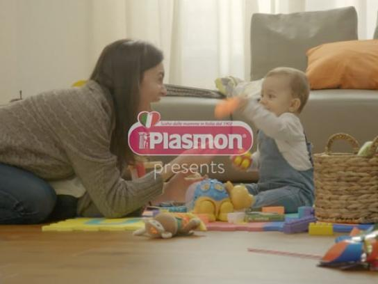 Plasmon Film Ad - Ninna Mamma - A Mother's Lullaby