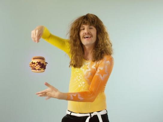 BurgerFi Film Ad - Illusionist
