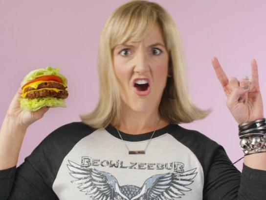 BurgerFi Film Ad - Metal Mom