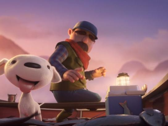JD.com Film Ad - Joy Story: Joy & Heron