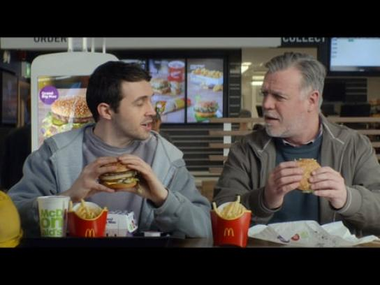 McDonald's Film Ad - The First Time