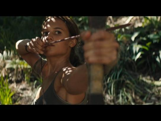Lucozade Film Ad - Lucozade Energy - Tomb Raider