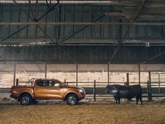 Nissan Film Ad - Nissan Navara – Whatever your day looks like