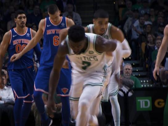 Celtics Film Ad - C It to Believe - Brown