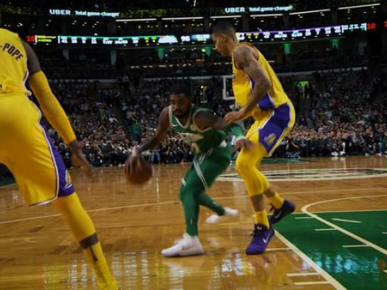 Celtics Film Ad - C It to Believe - Kyrie
