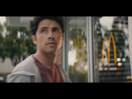 McDonald's Film Ad - Flyers