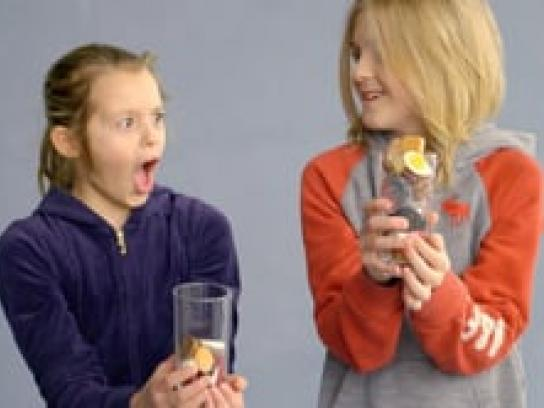Finansforbundet Film Ad - Unequal pay is unacceptable in the eyes of children. Why do we accept this as adults?