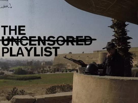 Reporters Without Borders Digital Ad - The Uncensored Playlist