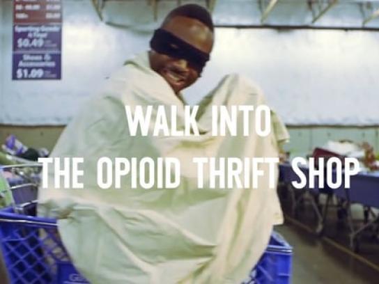 Opioids Thrift Shop