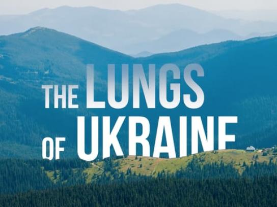 WWF Audio Ad - Lungs of Ukraine