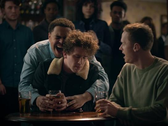 The Department for Transport Film Ad - A Mate Doesn't Let A Mate Drink Drive