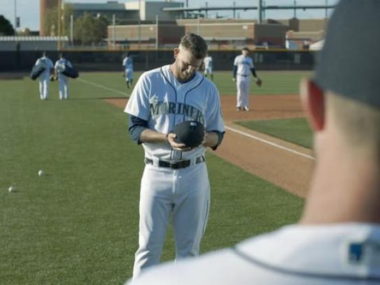 Seattle Mariners Film Ad - Big Maple