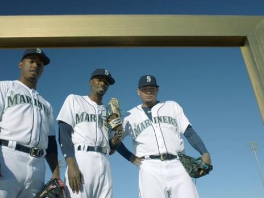 Seattle Mariners Film Ad - Art of the Frame