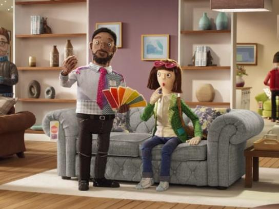 DFS Film Ad - Happy Colours