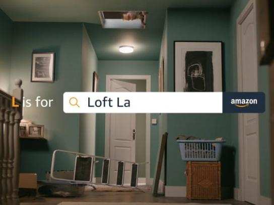 Amazon Film Ad - Fundamentals A-Z - Attic Torch