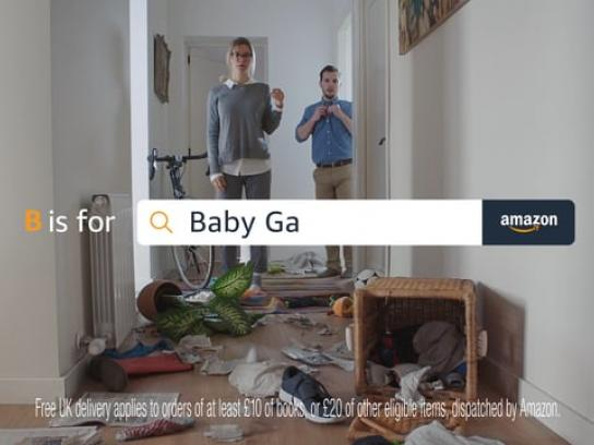 Amazon Film Ad - Fundamentals A-Z - Baby Gate