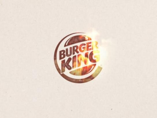 Burger King Experiential Ad - Leave The Fire To Us