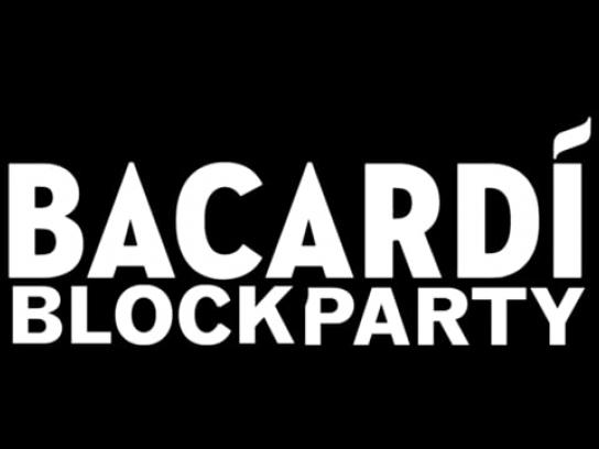 Bacardi Digital Ad - Blockparty