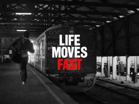 University of Adelaide Film Ad - Life Moves Fast