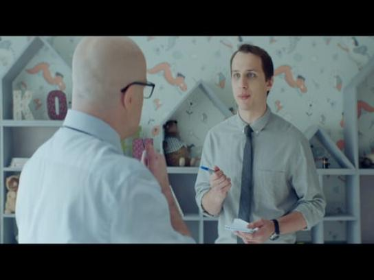 Legenda Film Ad - Legenda About Architects - Kids Room
