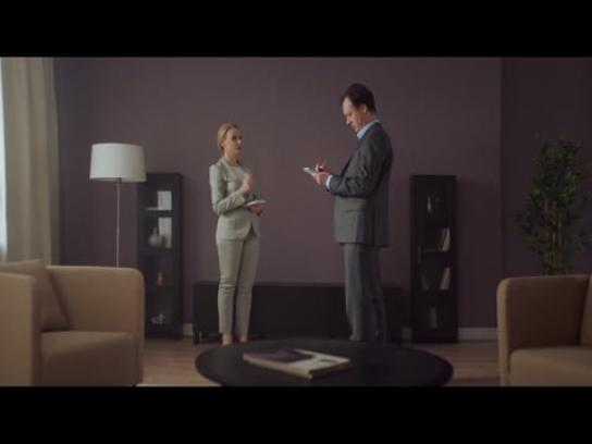 Legenda Film Ad - Legenda About Architects - Living Room