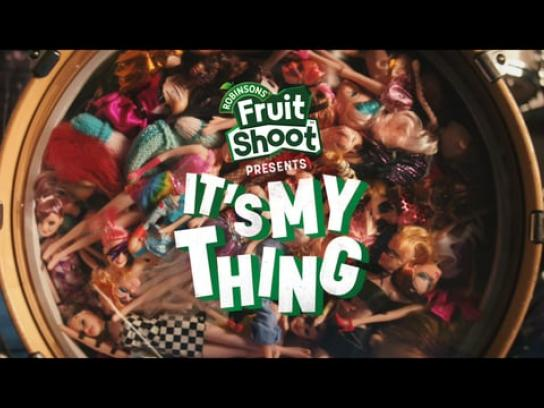 Robinsons Film Ad - Fruit Shoot: It's My Thing