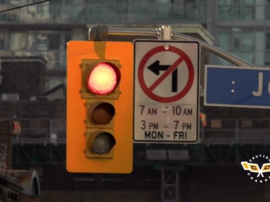NAPA Auto Parts Film Ad - Caution Channel: Left Turns