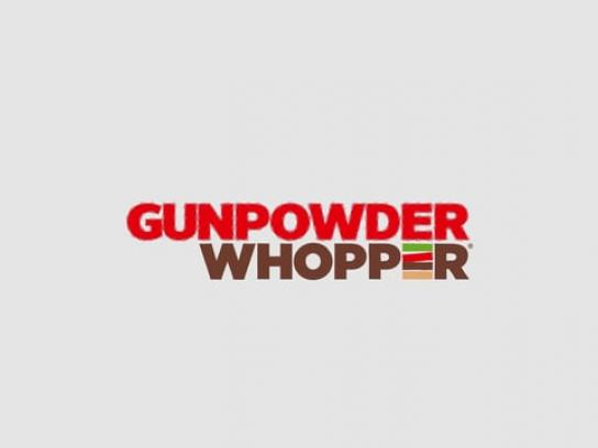 Burger King Film Ad - Gunpowder Whopper