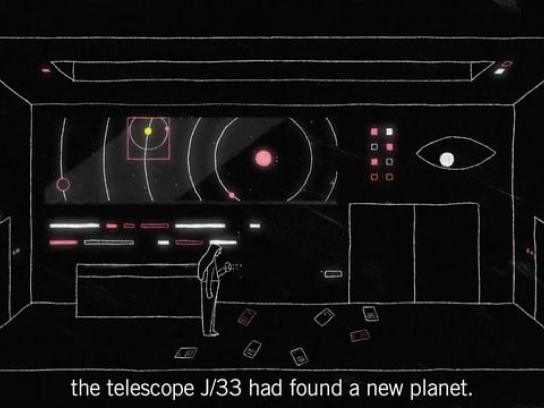 Amnesty International Film Ad - Planet J