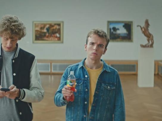 Fanta Film Ad - Fanta – Never Had That Before, 1