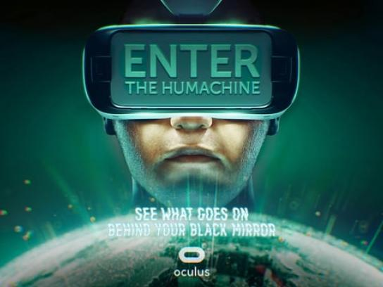 Kaspersky Lab Digital Ad - Enter The HuMachine